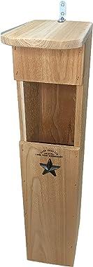 Lone Star Woodcraft Screech Owl House - Nesting Box