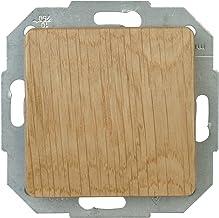 Interruptores de luz s Botones, Blanco, 10 A, 250 V, 5 pieza Kopp 565502009 interruptor de luz Blanco
