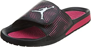 819353 602 Size 13C Nike KAWA Sandals Slides Vivid Pink Coral