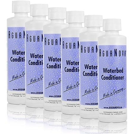 conditionneur de matelas d'eau 6 x AguaNova 250 ml Lits - d'eau conditionneur