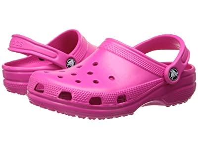 Crocs Classic Clog (Candy Pink) Clog Shoes