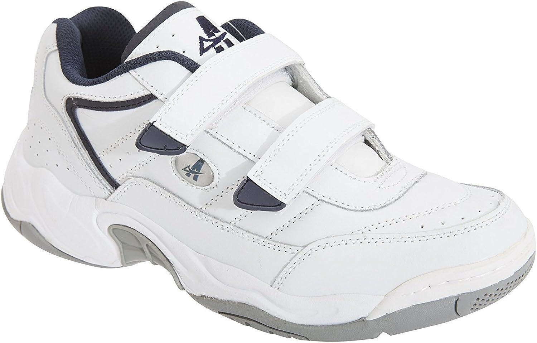 Womens Wide Fit Trainers White \u0026 Black