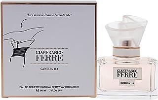 Ferre Camicia 113 by Gianfranco Ferre - perfumes for women - Eau de Toilette, 50 ml