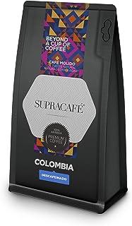 CAFÉ COLOMBIA DESCAFEINADO MOLIDO