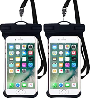 Waterproof Phone Case by Joy Foundry – Floating Pouch Dry Bag Compatible with all Smartphones (iPhone 11/11 Pro, iPhone X ...