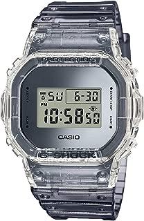 G-Shock DW5600 Skeleton Classic Clear Grey