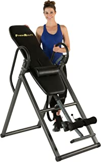 Fitness Reality 690XL Inversion Table with Lumbar Pillow