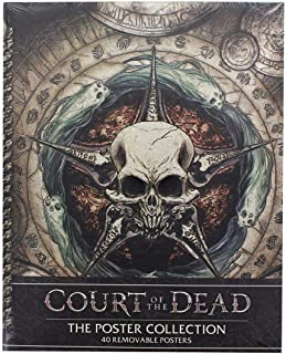 Best court of the dead poster collection Reviews