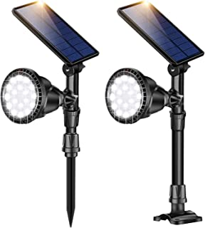 Best 100 lumen solar spot lights Reviews