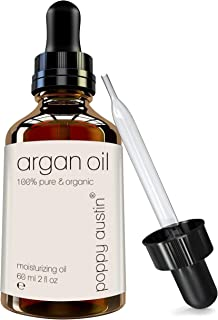 Pure Argan Oil for Hair & Skin - Vegan Certified, Cruelty-Free, Organic & Eco Friendly - Hand Made, Cold Pressed & Finest ...