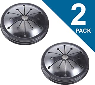 Lifetime Appliance (2 PACK) WC03X10010 Splash Guard for General Electric Garbage Disposal