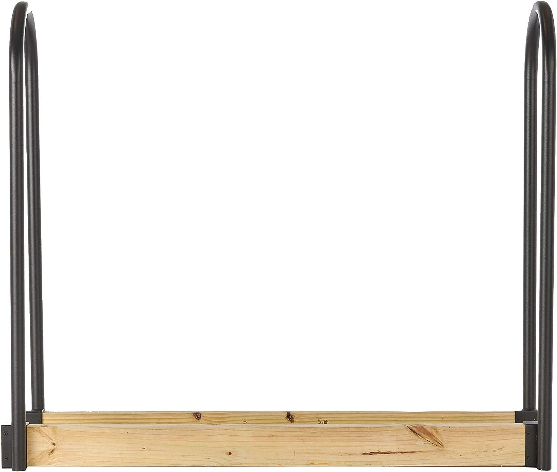 Shelter SLRA Adjustable Length Firewood Storage Log Holder Rack Tampa Denver Mall Mall