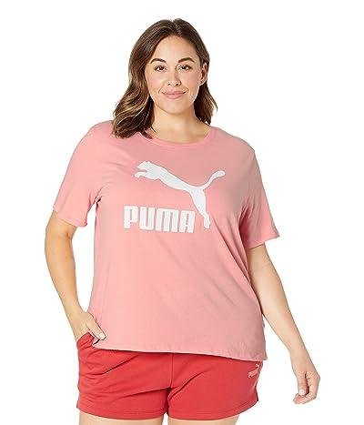 PUMA Plus Size Classics Logo Tee
