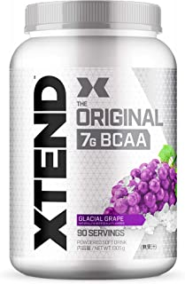国内正規品 Scivation Xtend BCAA Glacial Grape 90杯分 (グレープ)