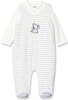 Schnizler Unisex Baby 2 tlg. Strampler-Set Koala aus Nicki mit Langarmshirt