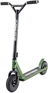 Osprey Dirt Scooter, All Terrain Trail Adult Scooter with Chunky Off Road Tyres, Multiple Colours
