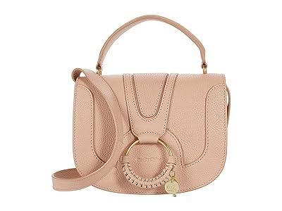See by Chloe Hana Top-Handle Bag (Powder) Satchel Handbags
