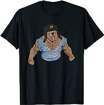 Russian Bear T-Shirt Russia Gift Idea