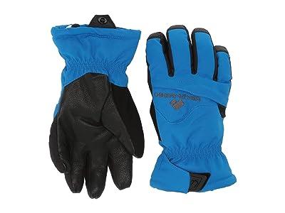 Obermeyer Kids Lava Gloves (Little Kids/Big Kids) (Blue Vibes) Extreme Cold Weather Gloves
