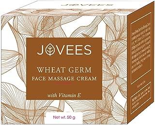 Jovees Wheatgerm With Vitamin E Face Massage Cream (50g)