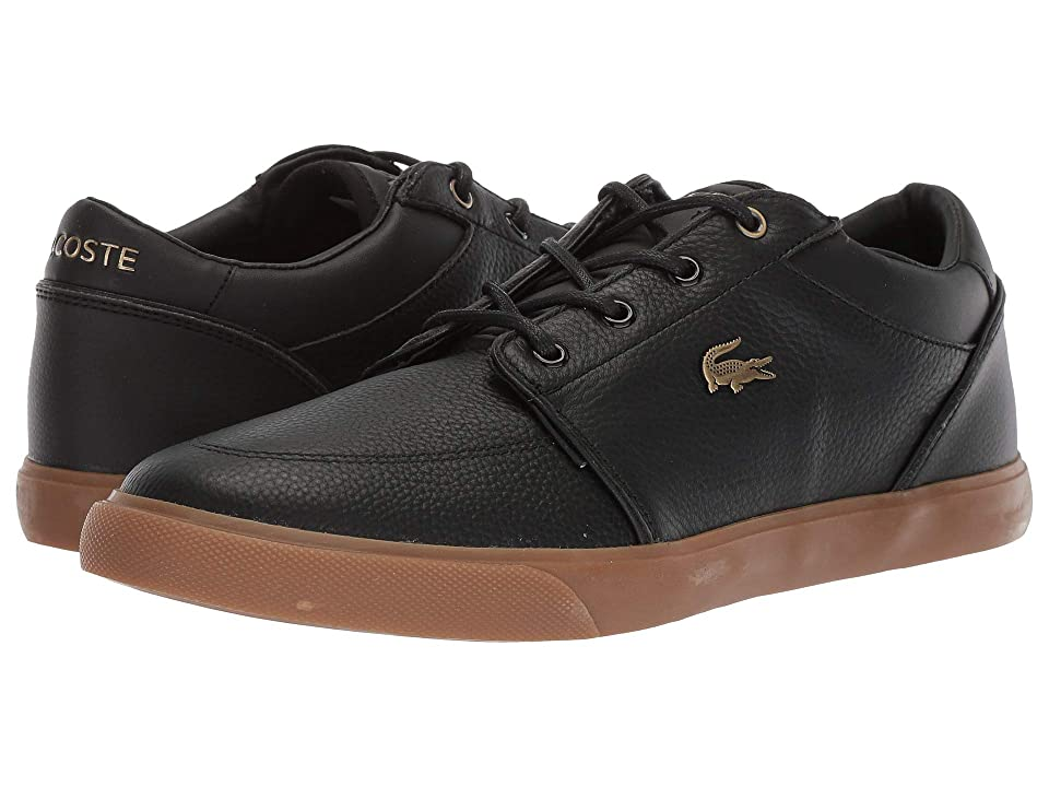 Lacoste Bayliss FS 318 1 U (Black/Gum) Men