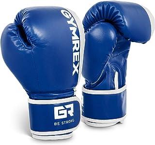 Guantes de Lucha de Taekwondo para ni/ños Adultos para Entrenamiento Boxeo y Artes Marciales Mixtas queenic Guantes de Boxeo Tiger