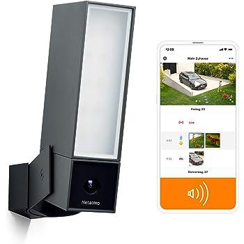 Netatmo - Telecamera di sorveglianza intelligente