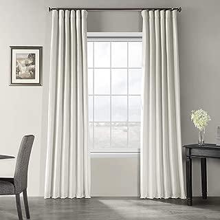 Best grey silk drapes Reviews