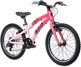 ollo Bikes Bicicleta Infantil 20 Pulgadas a Partir de 6 años, para niños y niñas, Ligera, Cambio de Marchas