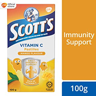 SCOTT's Vitamin C Mango, 100g