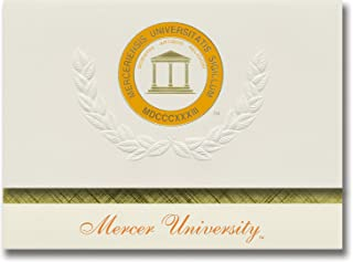 Best mercer university graduation announcements Reviews
