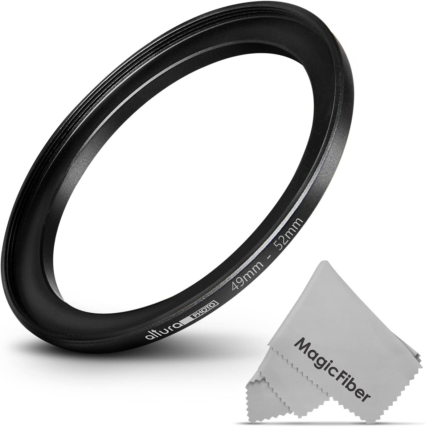 Altura Photo 49-52MM Step-Up Ring Adapter Daily bargain sale 2021 autumn and winter new to 52MM 49MM Fil Lens
