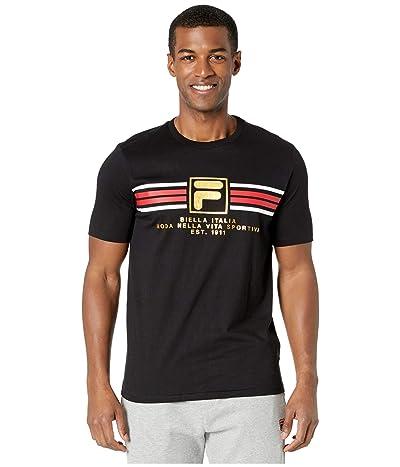 Fila Benz Tee (Black) Men