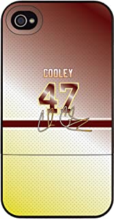 Coveroo Slider Hard Case for iPhone 4/4S Chris Cooley - Color Jersey