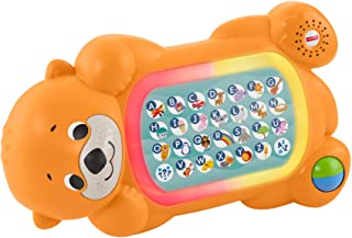 Fisher-Price Linkimals - Juguete educativo interactivo con música y luces para bebés de 9 meses y más, multicolor