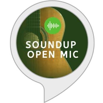 SoundUp Music Open Mic