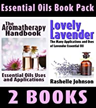 Aromatherapy Book Package: The Aromatherapy Handbook & Lovely Lavender (English Edition)
