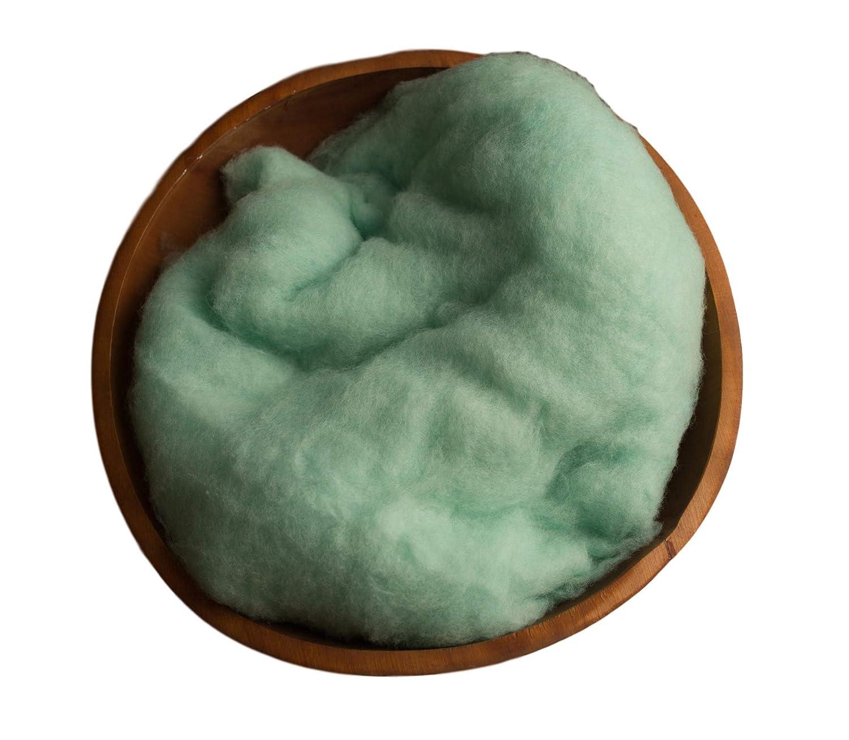 All items free shipping Newborn Fluff Mail order Merino Wool Batting Newbo Cloud Basket Stuffer