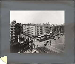 Lantern Press Fifth Avenue Hotel New York City, NY Photo 5928 (88x104 King Microfiber Duvet Cover)