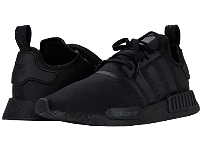 adidas Originals NMD_R1 (Black/Black/Black) Men
