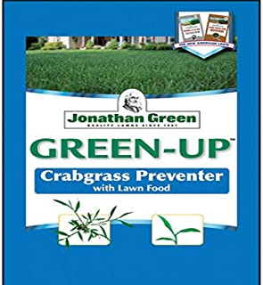 Jonathan Green & Sons, 10457 20-0-3 Crabgrass Preventer Plus Green Up Lawn Fertilizer, 15000 sq. ft.