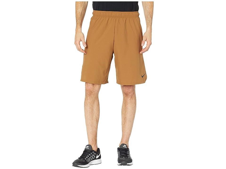 Nike Flex Shorts Woven 2.0 (Ale Brown/Black) Men