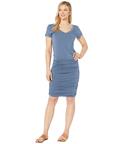 Prana Foundation Dress (Nickel Heather) Women