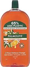 Palmolive Antibacterial Liquid Hand Wash Refill Orange, 1L