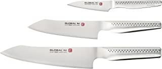 GLOBAL NI 3-pc. Knife Set (GN-009,GNM-07,GNFS-01