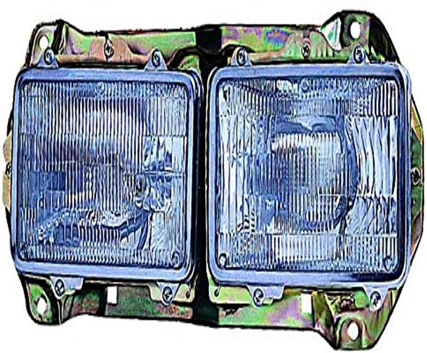 DEPO 35% OFF P-H702A SALENEW very popular Replacement Passenger Assembly Headlight Side This
