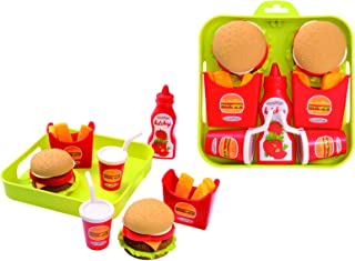 Ecoiffier Chef Hamburgers Tray - 3 Years   above