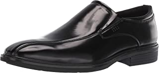 Deer Stags Men's Tymber Memory Foam Classic Dress Comfort Stylish Runoff Toe Slip-on Loafer