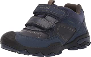 Geox J New Savage Boy B, Scarpe Stringate Basse Oxford Bambino