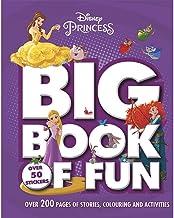Disney Princess Big Book of Fun